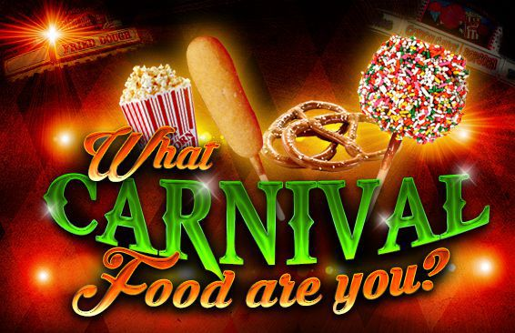 What Carnival Food Are You?
