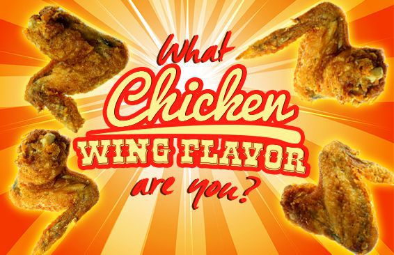 What Chicken Wing Flavor Are You?