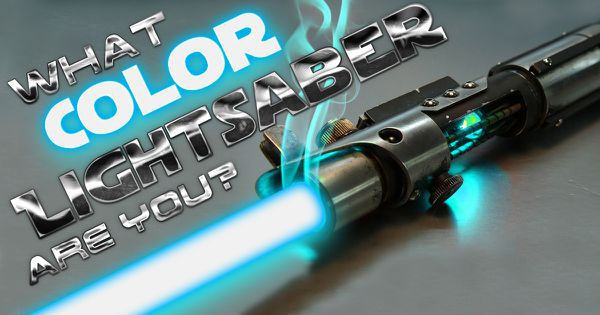 what color lightsaber are you