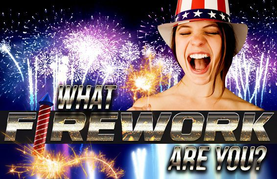 What Firework Are You?