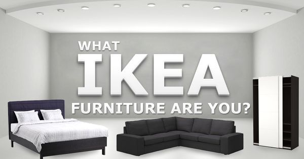 What IKEA Furniture Are You?
