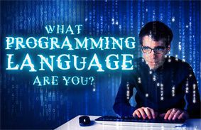 What Programming Language Are You?