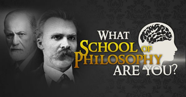 What School of Philosophy Are You?