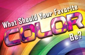 what should your favorite color be