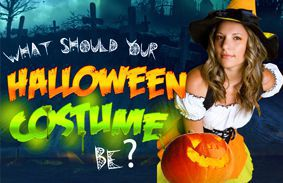 What Should Your Halloween Costume Be?