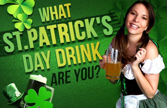What St. Patrick's Day Drink Are You?