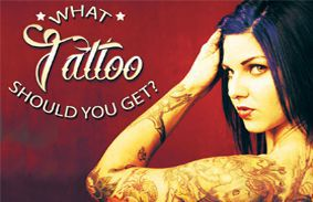 What Tattoo Should You Get?