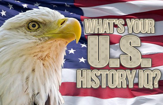 What's Your U.S. History IQ?