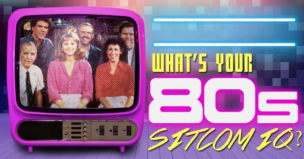 What's Your 80s Sitcom IQ?
