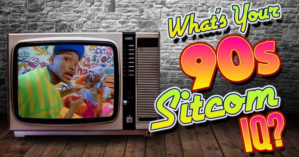 What's Your 90s Sitcom IQ?