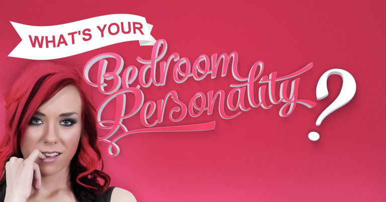 Whats your bedroom personality