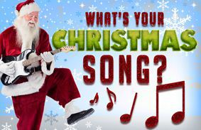 What's Your Christmas Song?