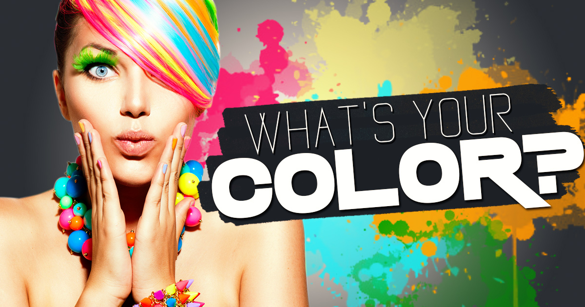My what color is