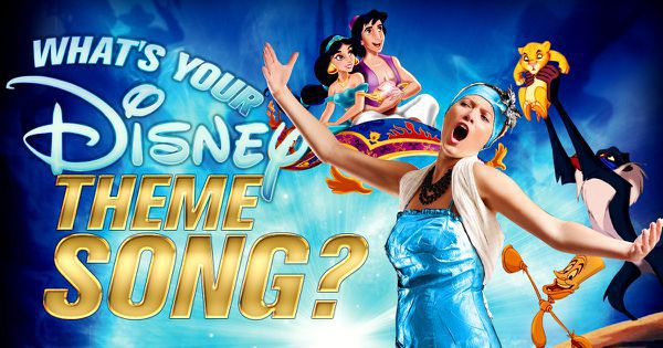 Which Disney Song Is Your Theme Song?