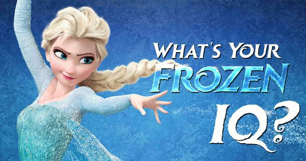 What's Your Frozen IQ?