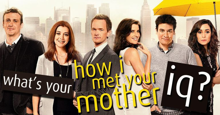 "Can You Pass This ""How I Met Your Mother"" Quiz?"