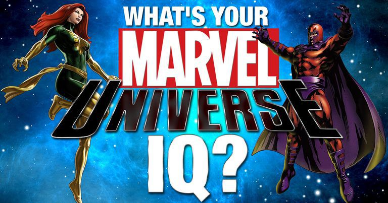 whats your marvel universe iq