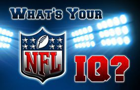 What's Your NFL IQ?