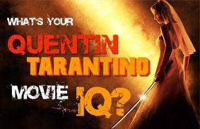 What's Your Quentin Tarantino Movie IQ?