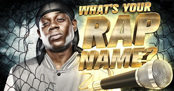 whats your rap name