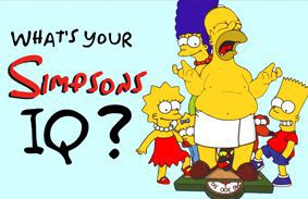 What's Your Simpsons IQ?