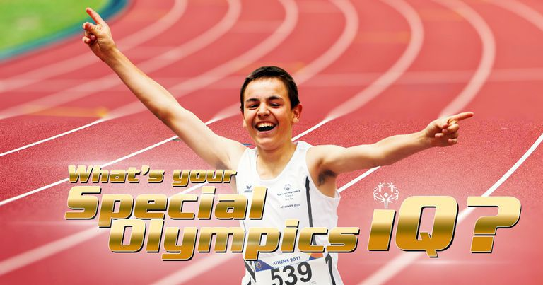 What's Your Special Olympics IQ?