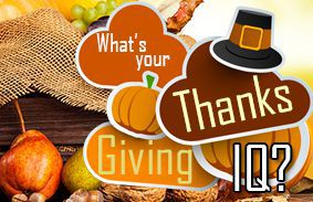 thanksgiving facts, thanksgiving history facts