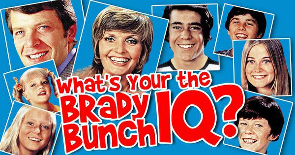 "What's Your ""The Brady Bunch"" IQ?"