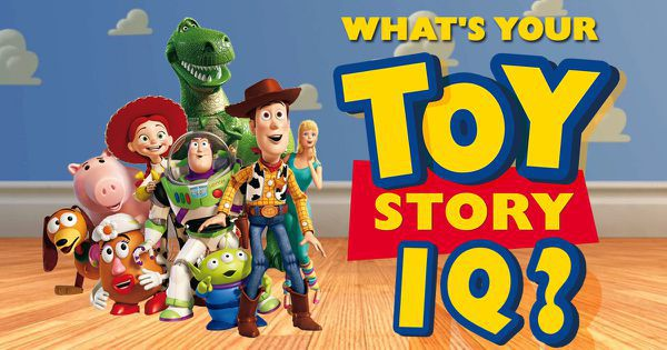 "What's Your ""Toy Story"" IQ?"