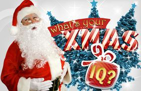 What's Your Xmas IQ?