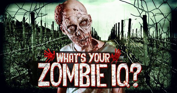 What's Your Zombie IQ?