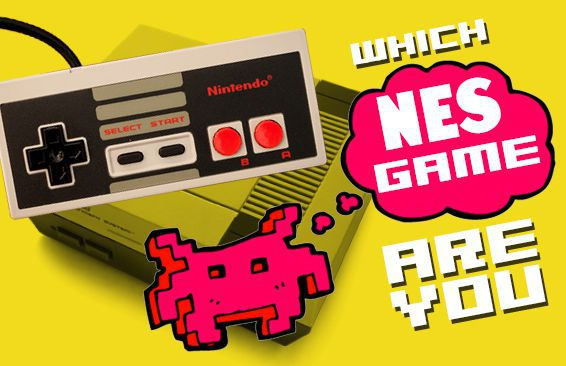 Which NES Game Are You?