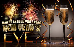 Where Should You Spend New Year's Eve?
