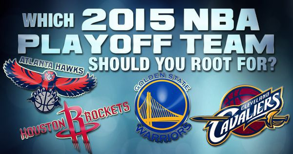 Which 2015 NBA Playoff Team Should You Root For?