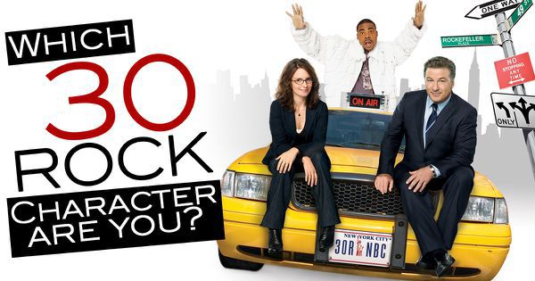 "Which ""30 Rock"" Character Are You?"
