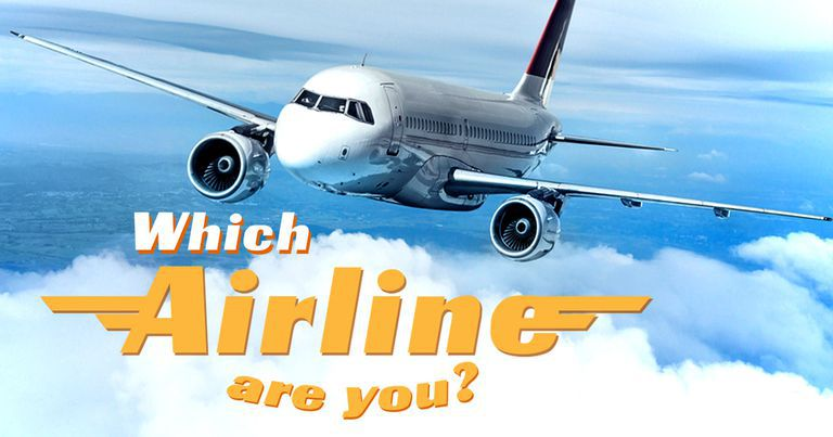 Which Airline Are You?