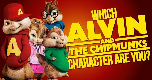 "Which ""Alvin And The Chipmunks"" Character Are You?"