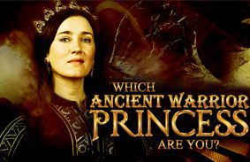 Which Ancient Warrior Princess Are You?
