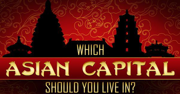 Which Asian Capital Should You Live In?