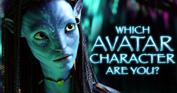 "Which ""Avatar"" Character Are You?"