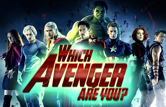 Avengers Assemble! Which Avenger Are You?