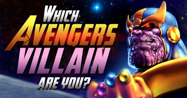 "Which ""Avengers"" Villain Are You?"
