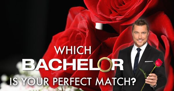 Which Bachelor Is Your Perfect Match?