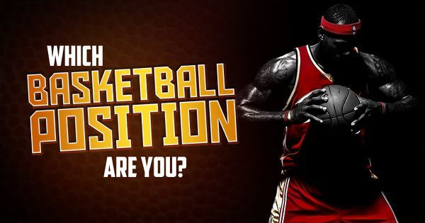 Which Basketball Position Are You