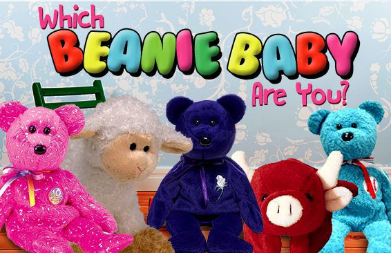 Which Beanie Baby Are You?