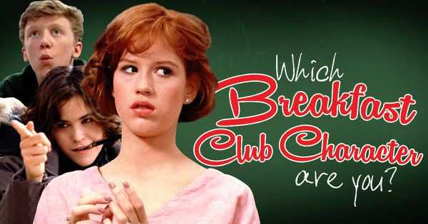 which breakfast club character are you