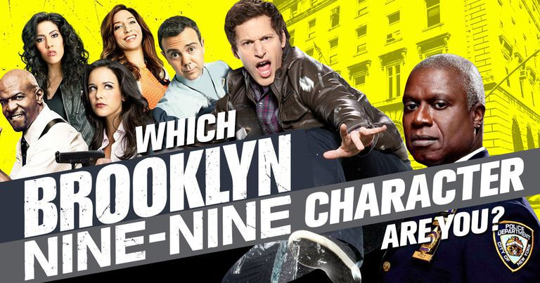 which brooklyn nine nine character are you