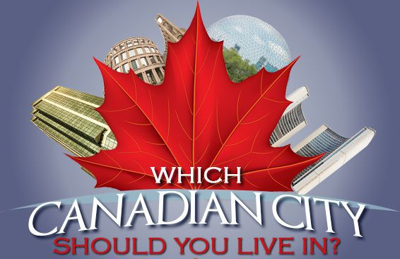 Where to Live in Canada: Which Canadian City Suits You?