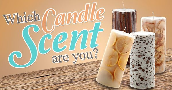 Which Candle Scent Are You?