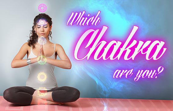 Which Chakra Are You?